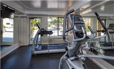Ramada by Wyndham Mountain View - Fitness Center at Ramada Mountain View