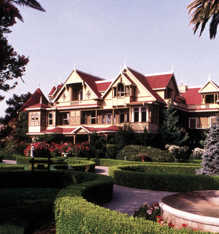 Winchester Mystery House Package in Mountain View Hotel