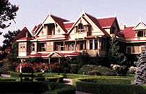Mountain View Hotel Winchester Mystery House Package