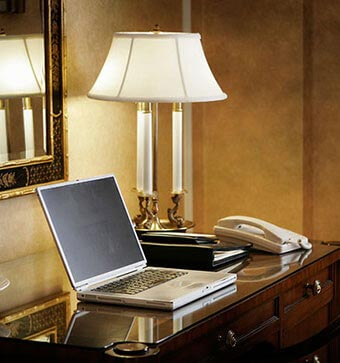 Complimentary Wireless Internet at California Hotel